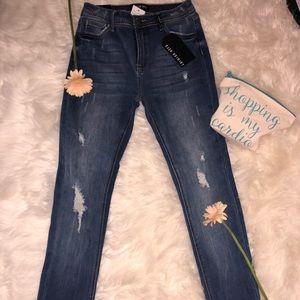 Appletini fashion nova jeans